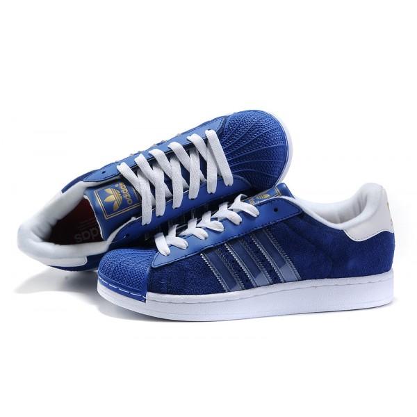 Acheter baskets adidas bleu femme pas cher