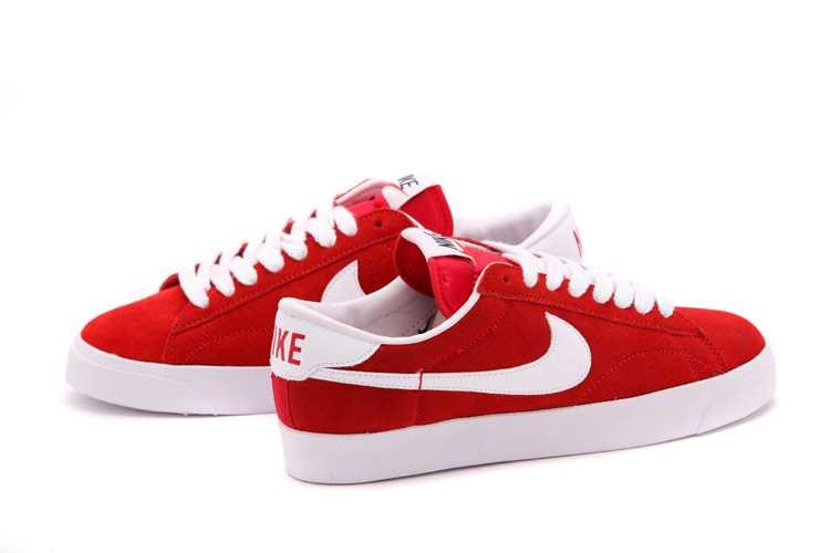 nike femme chaussures rouge