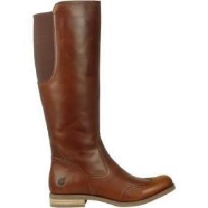 bottes marron timberland femme