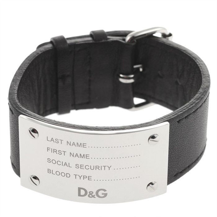 Découvrez tous les styles de bracelet homme cuir dolce gabbana pour hommes,  femmes et enfants dans une gamme de tailles et de styles. 0f2596b7b403