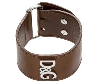 Dolce gabbana bracelet homme
