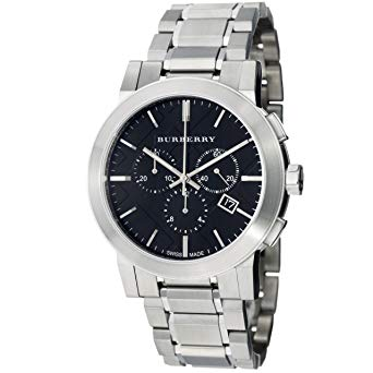 disponible Chic Time   Montre modèle femme - Burberry - Montre Burberry The  City BU9037 Argent - burberry montre homme solde,burberry sport femme ... 25089bf0db3