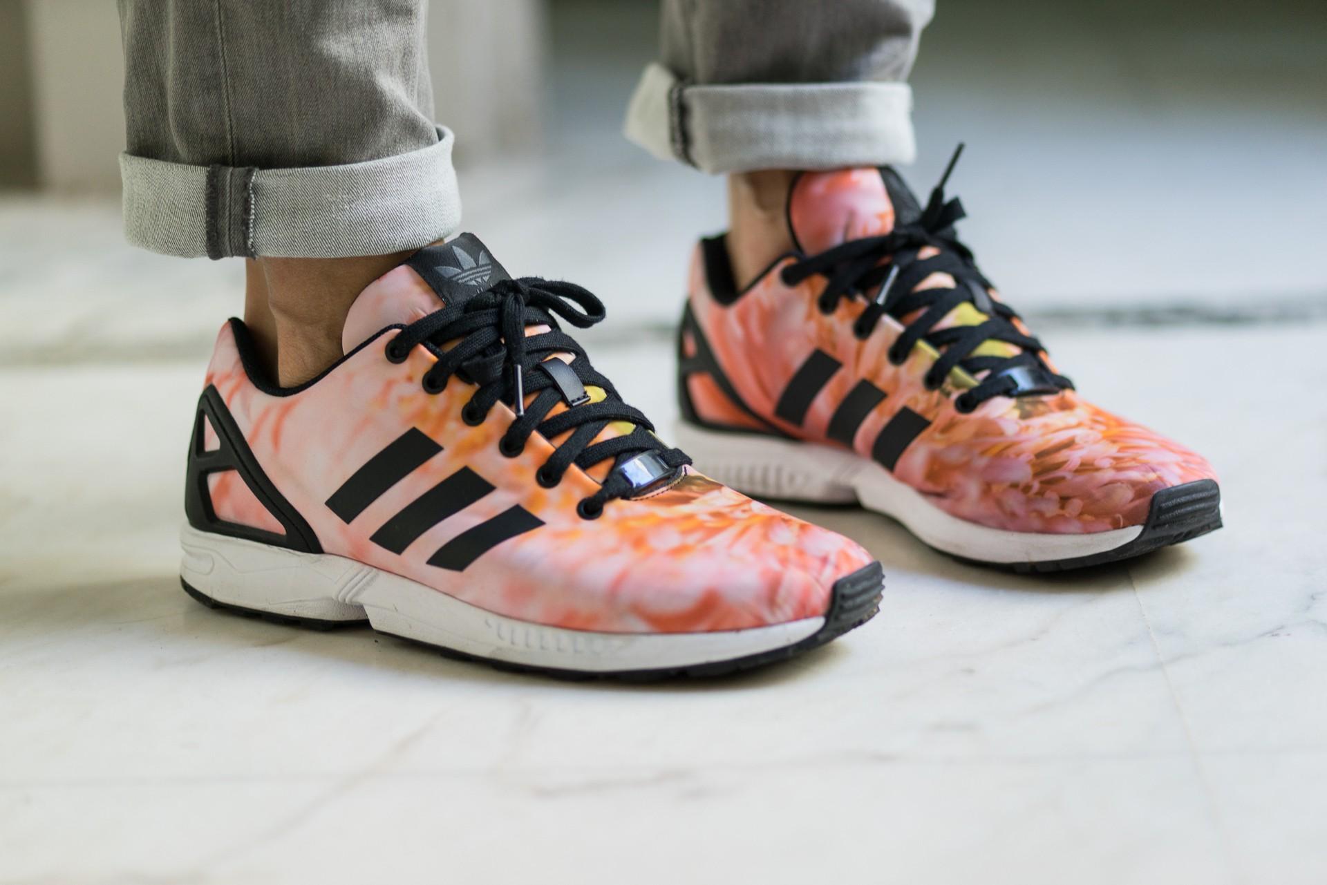 Acheter Chaussure Adidas A Fleur Pas Cher