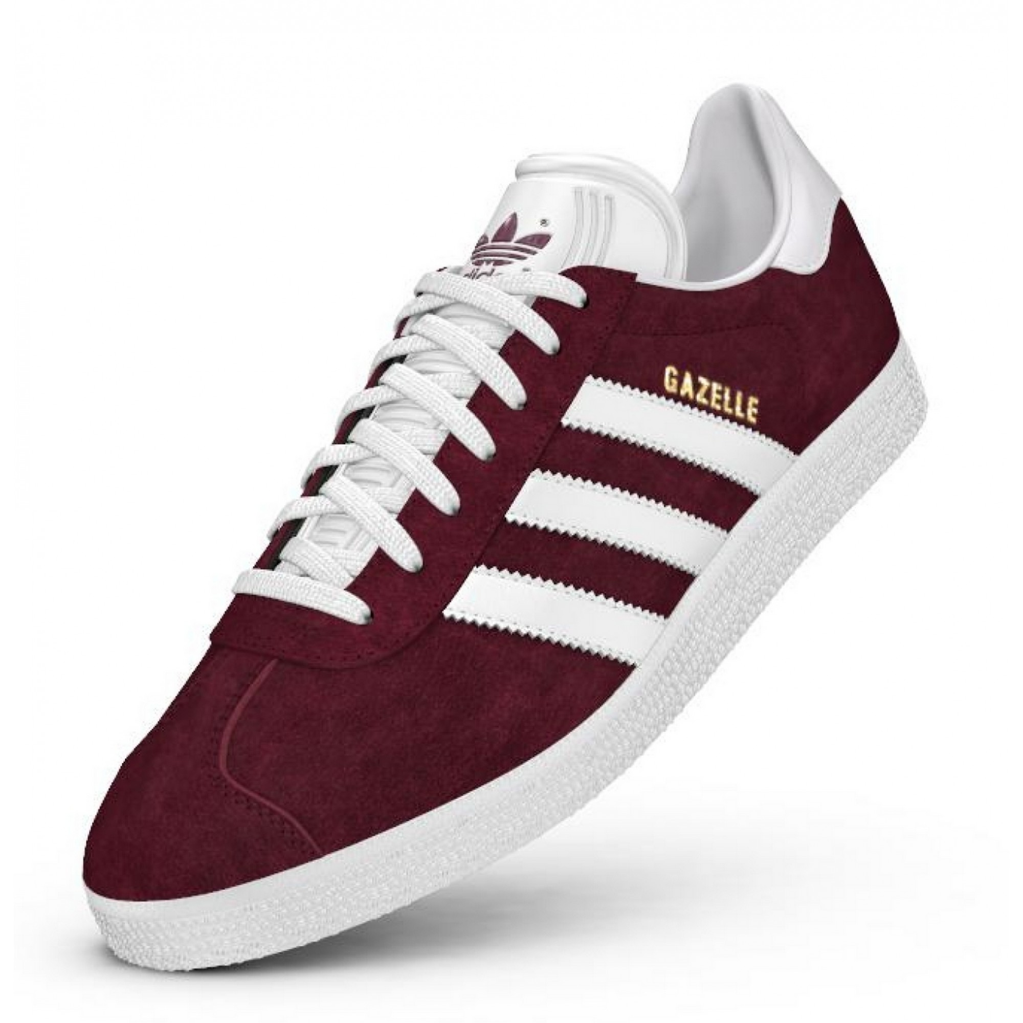 2027036fe8311 Gazelle Adidas Femme Bordeaux Adidas Originals baskets Gazelle Homme  Chaussures