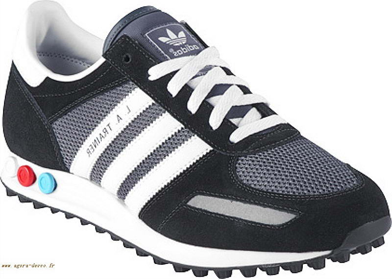 6194c013a892cd Chaussures adidas Originals LA Trainer Bleu Homme Vente En Ligne - Vente Basket  adidas Originals Homme Bleu ...