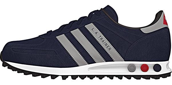 5de9e11af9276 Acheter chaussure adidas la trainer pas cher