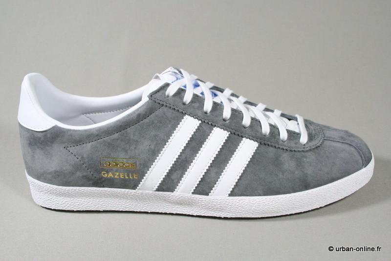 adidas gazelle homme gris clair