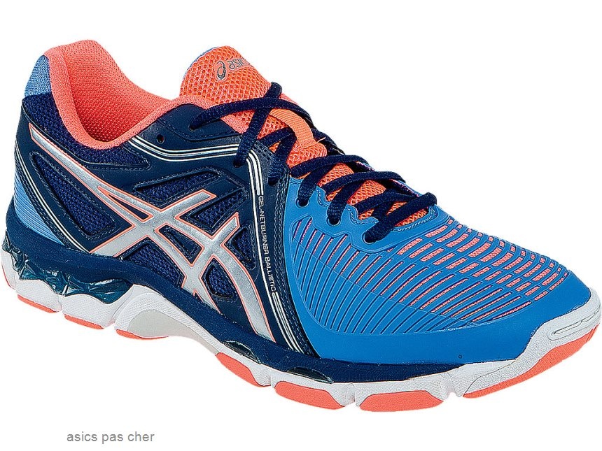 basket volley ball femme asics