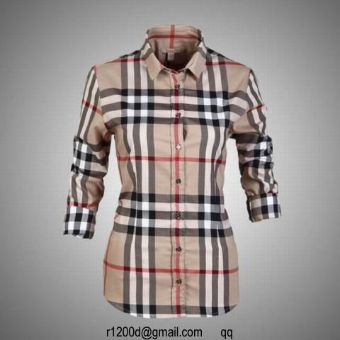 Chemise Burberry Homme Marron Chemises à carreaux acheter chemisier  burberry femme chemise burberry femme blanc,maillot burberry pas  cher,doudoune burberry ... 776f8b6161a