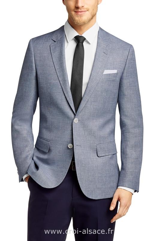 2bf95f60f3f Découvrez tous les styles de costume homme hugo boss pas cher pour hommes