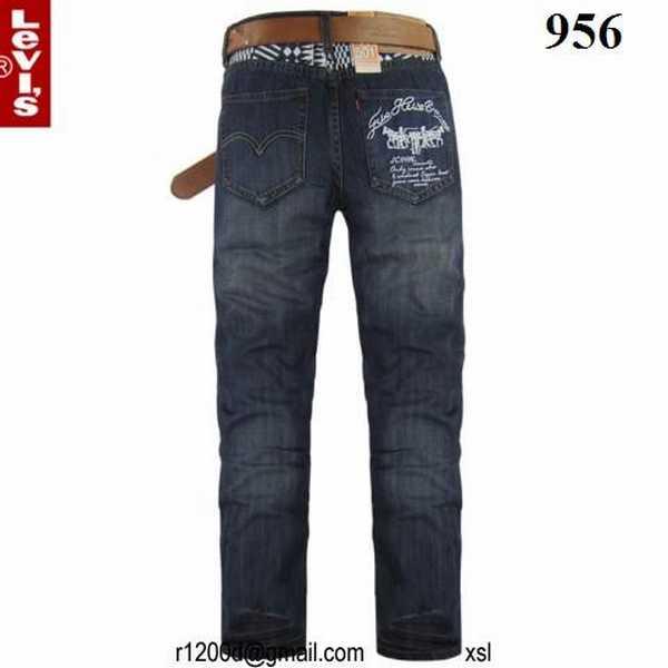 89e25e150c0 Découvrez tous les styles de jeans levis 501 pas cher homme pour hommes