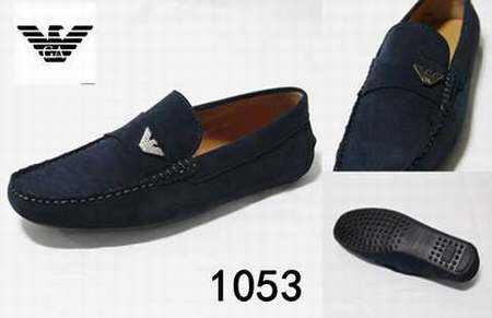 a5dc2925ff8d3 ARMANI JEANS Mocassins - blue Homme Chaussures de ville,sac armani bleu  marine,garantis ... pas cher,grand choix  Gucci Mocassins en cuir Jordaan  noir femme ...