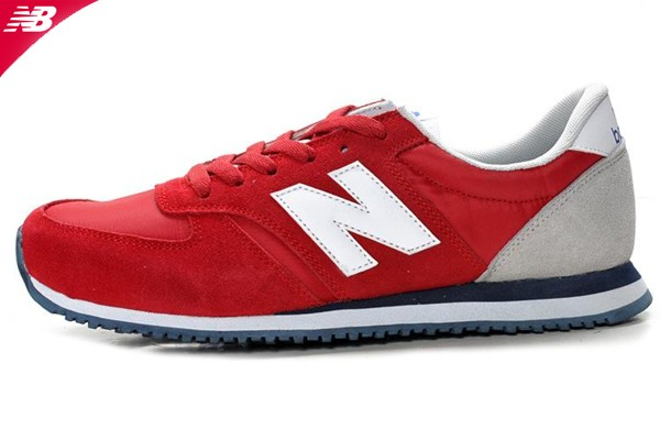 new balance pas cher rouge