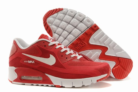 air max rouge pas cher