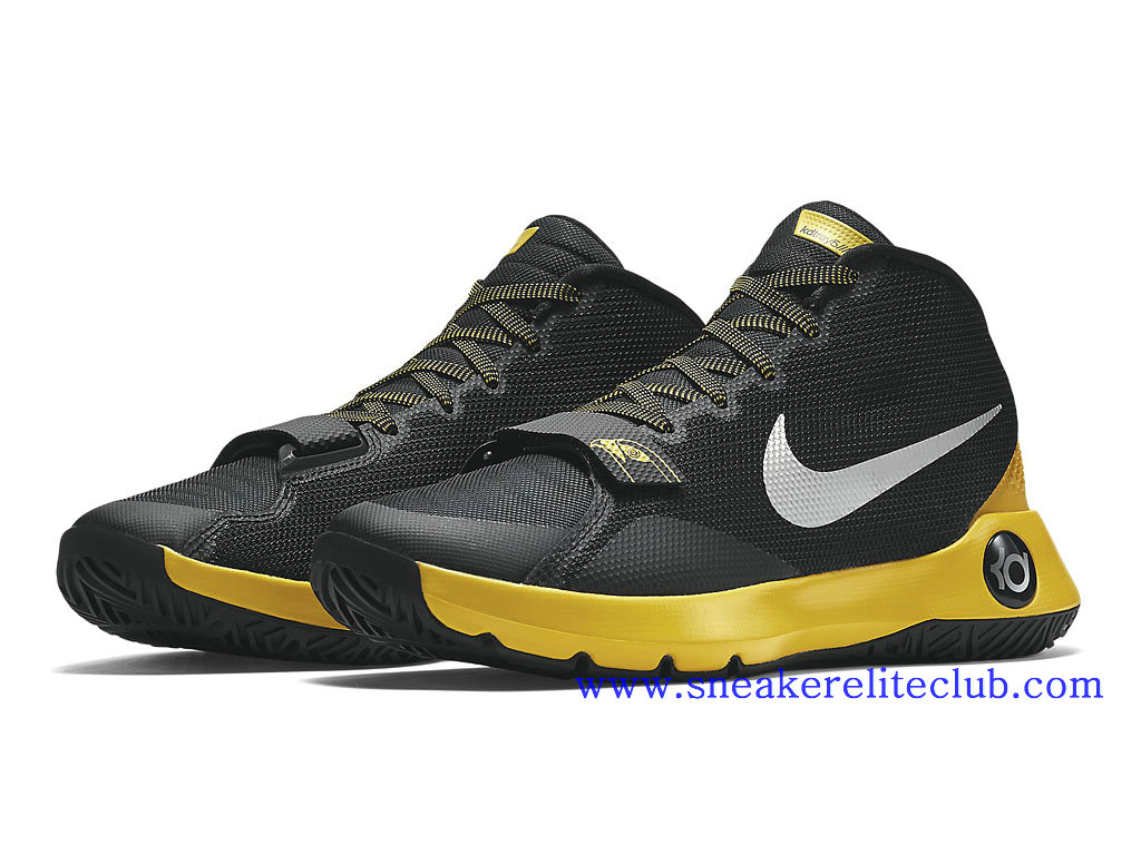 outlet store 1406a 19bd7 ... chaussure de basket 8ca5d 1f58b  best acheter maintenant pas cher homme nike  kd 5 bleu noir jauneoffre spéciale nike kd 8