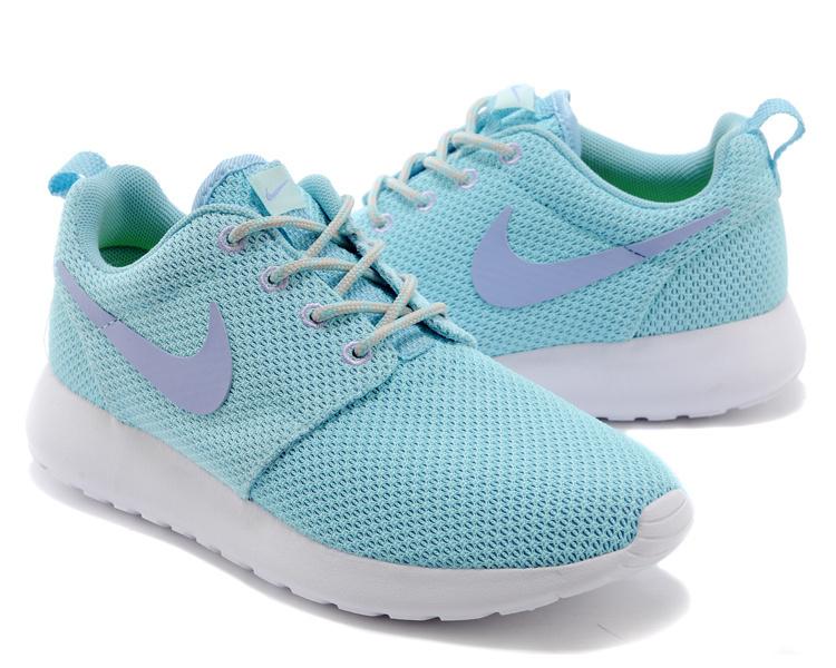 new styles 0a1f0 93911 Nike Acheter Run Bleu Pas Roshe Cher YAHqAd
