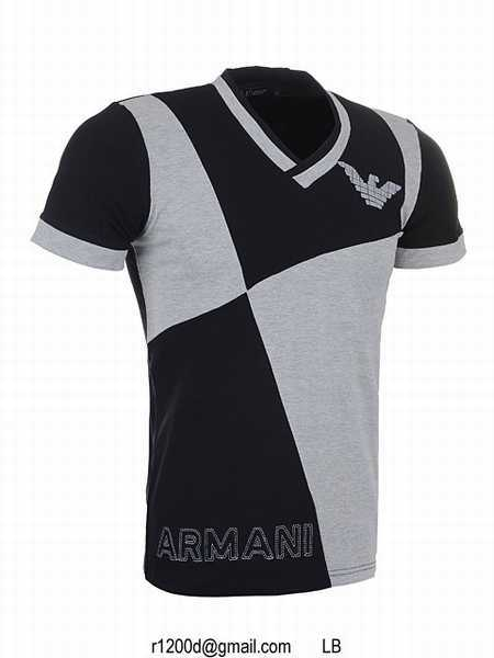 471faddbec91 Emporio Armani 7 Homme Col Rond Coton T Shirts Blanc Pas cher 2017 t shirt  manche longue homme marque pas cher,polo manche longue emporio armani,t  shirt ...