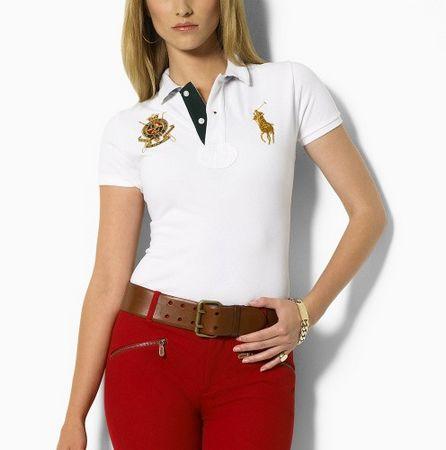 Découvrez tous les styles de polo ralph lauren femme blanc pas cher pour  hommes, femmes et enfants dans une gamme de tailles et de styles. d772f1a28059