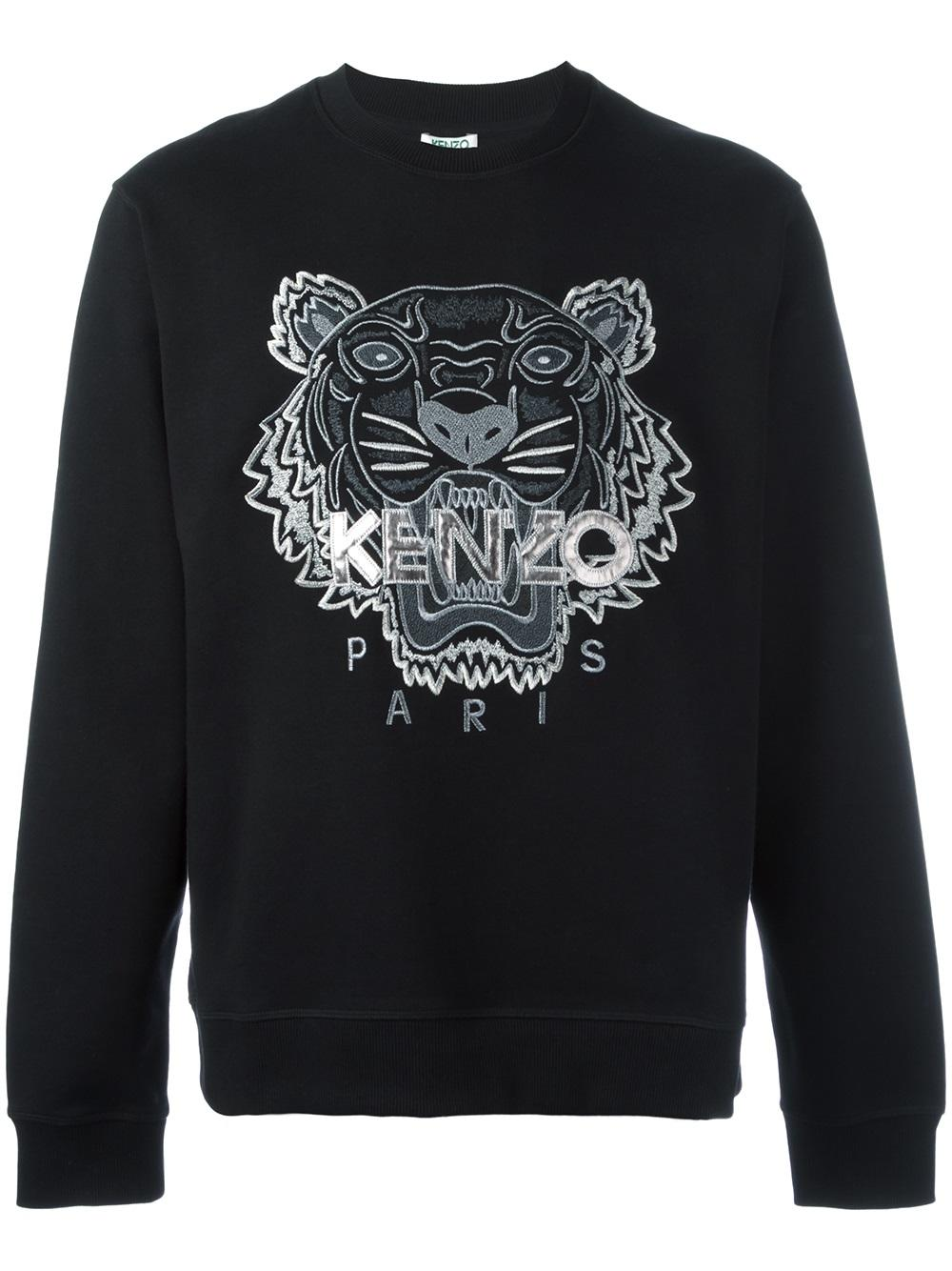 pull kenzo tigre homme blanc - 60% remise