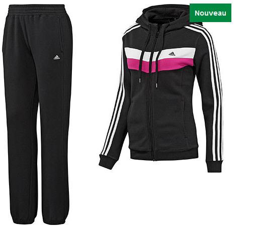 adidas Performance Pantalon de survêtement - collegiate navy Femme  Vêtements sport 106ddad930c
