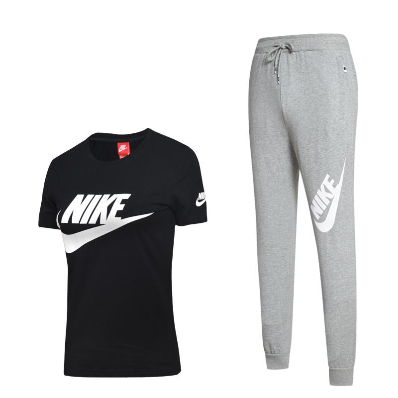 sport jogging chanel femmes pas chere coton white. Derniers Styles Survetement  Nike Foot Pas Cher Survetement Nike Noir Jaune Odlkw7072 Nike W pantalon de  ... 6c4617a4ead
