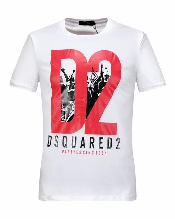 Acheter T Shirt Dsquared Homme Pas Cher