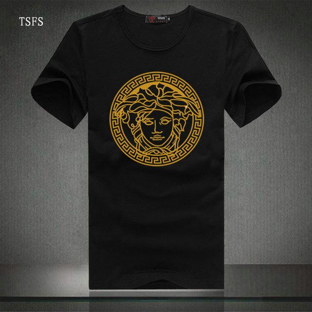 29.00EUR, t-shirt versace hommes prix top grille france,jeremy scott  versace leopard pas cher. Versus t-shirt homme printemps été 2017 noir.  1M2H1 Tee Shirt ... 7589aebccec